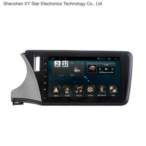 "10.1"" Android 6.0 Car Navigation GPS for Honda City 2015 pictures & photos"