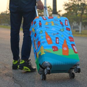Hot Sale Wholesale fashion Protective Waterproof Luggage Cover
