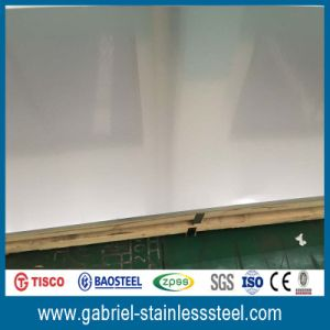 Baosteel Ss 304 19 Gauge Stainless Steel Sheet pictures & photos