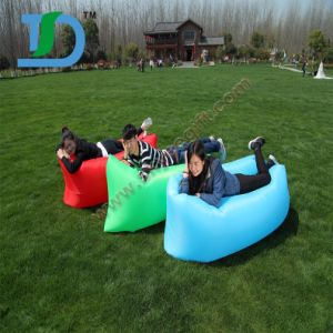 Fast Inflatable Full Color Laybag Sleeping Bag for Traveling Camping pictures & photos