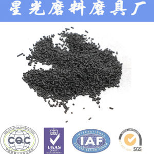 Columnar Activated Charcoal Price for Gas Adsorption pictures & photos