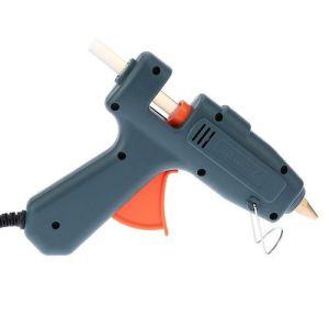 60/100W Electric Hot Melt Glue Gun with 20PCS Glue Sticks pictures & photos