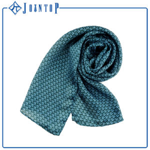 100% Silk Custom Printed Silk Scarf on Sale pictures & photos