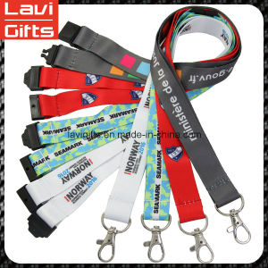Beautiful Printed Lanyards with Custom Logo pictures & photos