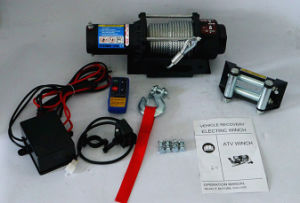 4X4 Electric Recovery Winch 12V/24V 5000lb pictures & photos