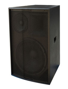 "Three Way 300W 15"" Professional Audio Stage Speaker pictures & photos"
