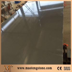 Artificial Grey Star Quartz Stone Slab for Kitchen Countertop pictures & photos