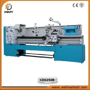 CD6250B precision heavy duty lathe machine with CE approval pictures & photos