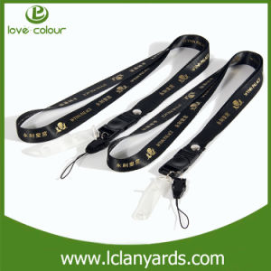 Wholesale Cell Pouch Lanyard with Mobile Phone Loop pictures & photos