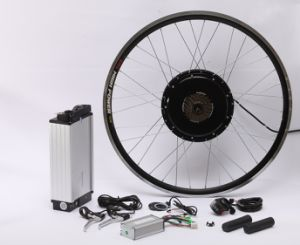 Optional Battery Pack 1000W Electric Bike Kit pictures & photos