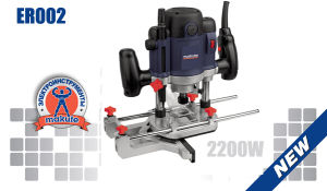 Constant Power 2200W Plunge Router Machine (ER002) pictures & photos
