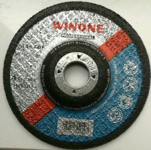 Depressed Center Abrasive Stone Glass Cut off Wheel (R42C) pictures & photos