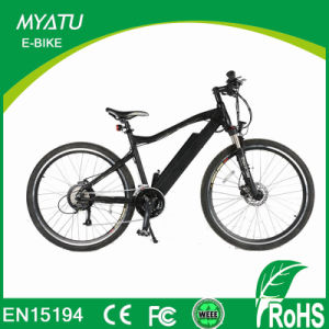 En15194 36V 27.5 Inch 250W Suspension Electric Vehicle Electric Bike Bycicle E Bike pictures & photos