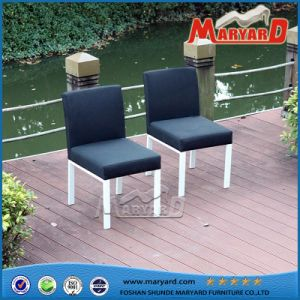 Outdoor Upholstered Fabric Dining Chair pictures & photos