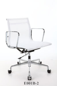 Office Mesh Swivel Iron Computer Manager Chair (B55) pictures & photos