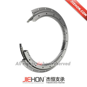 out Flange Slewing Bearing with Internal Gear pictures & photos