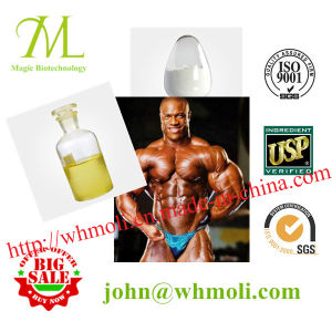 Injectable Testosterone Phenylpropionate for Muscle Enhancement pictures & photos