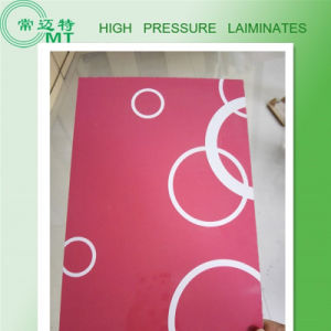 Formica Laminate Sheets/HPL Kicten Cabinet pictures & photos
