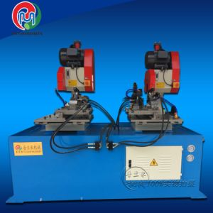 Different Angle Cutting Plm-Qg355CNC Semi-Automatic Pipe Cutting Machine pictures & photos