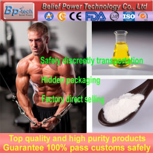 Muscle Building Anabolic Steroid Hormone Testosterone Cypionate CAS: 58-20-8 pictures & photos