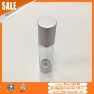 Pocket Aluminum Plastic Perfume Spray Bottle with Pump and Cover pictures & photos