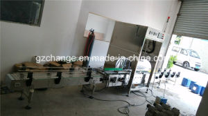 Automatic liqud paste filling machine with weighting scale balance filling pictures & photos