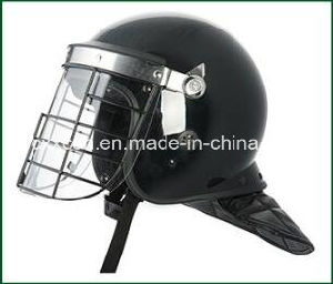 Military Police Safety Anti-Riot Helmet with Visor pictures & photos