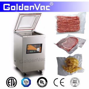 Vacuum Packing Machine. Vacuun Chamber Sealer (DZ-410CD) pictures & photos
