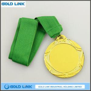 Blank Golden Medal Award Medals Souvenir Promotion Gift pictures & photos