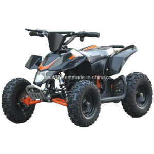 Upbeat 350W Mini ATV Electric Quad for Kids pictures & photos
