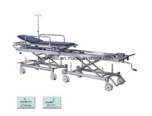 Operation Room Patient Strecher Trolley pictures & photos