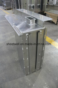 Small Sheet Metal CNC Parts pictures & photos