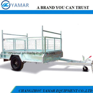 Cage Trailer/Box Trailer/Tilt Trailer/Tipping Trailer pictures & photos