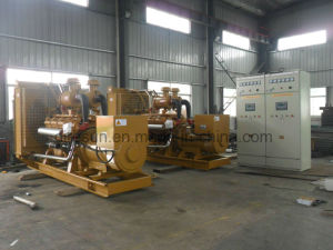 500kw Silent Diesel Generator Set with Volvo Engine Twd1643ge pictures & photos