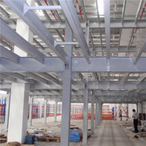 Heavy Duty Floor Mezzanine Racking pictures & photos
