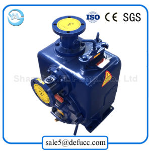 3 Inch Crude Engine Self Priming Water Pump for Fire Fighting pictures & photos