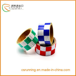 Waterproof Infrared Reflective Tape Safety Product Reflective Film pictures & photos