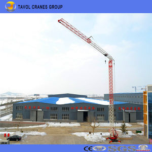 Fast Erecting Crane Qtk20 Construction Machinery Tower Crane pictures & photos