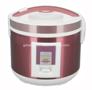 Straight Body Stainless Steel Electric Rice Cooker pictures & photos