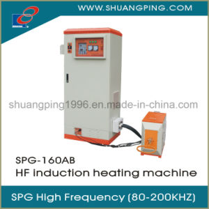 High Frequency Induction Heating Machine 160kw 120kHz Spg -160b pictures & photos
