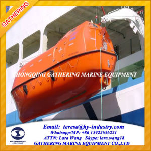 BV Approved 25persons Totally Enclosed Type Lifeboat for Sale pictures & photos