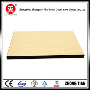 Anti-UV Film Coating HPL Exterior Wall Panels pictures & photos