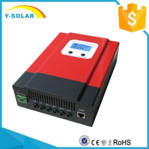 MPPT 20A 30A 40A 12V/24V/36V/48V Solar Charging Controller with Back-Light LCD Esmart3-40A pictures & photos