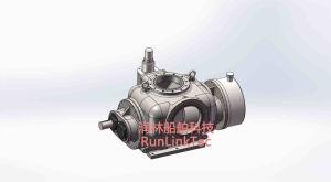 Stainless Screw Pump/Double Screw Pump/Twin Screw Pump/Fuel Oil Pump/2lb4-80-J/80m3/H pictures & photos