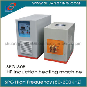 Spg-30b Induction Heating Machine pictures & photos