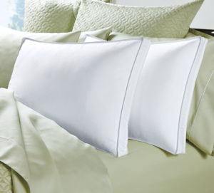 Pillow in Pillow Style Down Feather Hotel Pillow Cotton Sleep Pillow pictures & photos