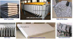 Automatic Sanwich Panel Production Line/EPS Sandwich Panel Machine pictures & photos