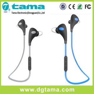 Two Earbuds Sports Wireless Earphone with Bluetooth camera and Mic pictures & photos