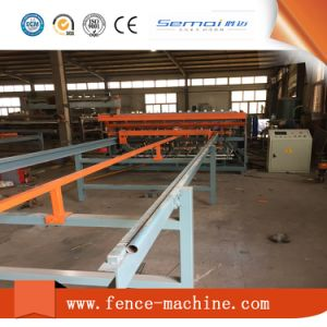 Hydralic Wire Mesh Fencing Welding Machine Price pictures & photos
