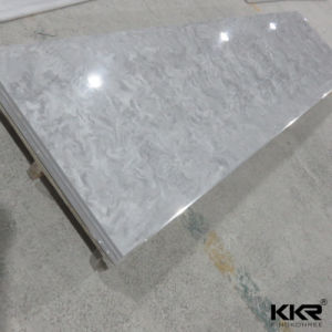 Building Material Marble Pattern Pure Acrylic Solid Surface (170815) pictures & photos